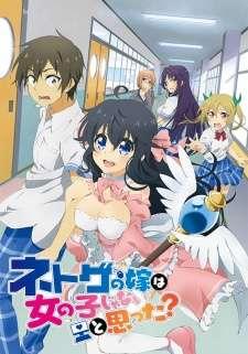 Netoge no Yome wa Onnanoko ja Nai to Omotta?'s Cover Image