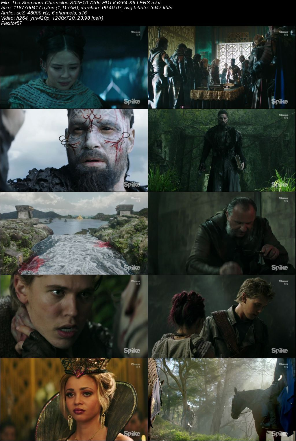 The Shannara Chronicles tum bolumler