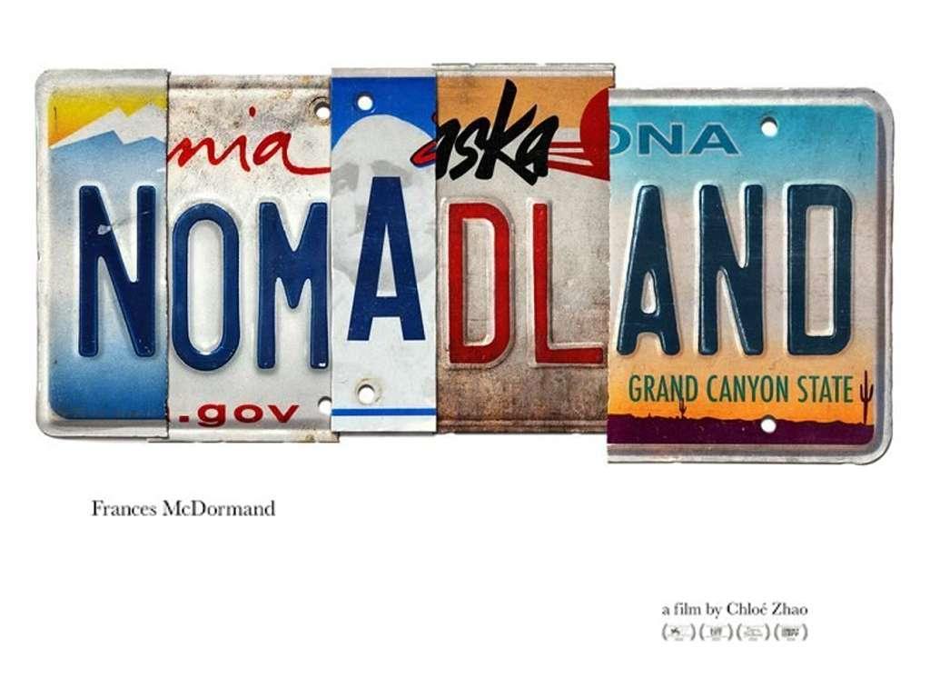 Nomadland Quad Poster