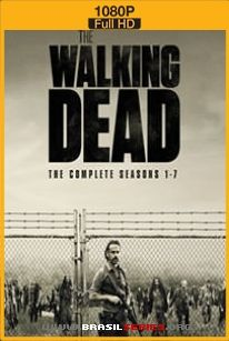 The Walking Dead Box Blu-ray 1080p Dual Áudio