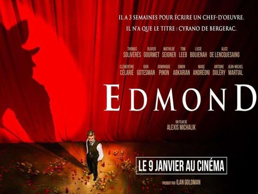Έντμοντ: Ένας Απρόβλεπτος Συγγραφέας (Edmond) Trailer / Τρέιλερ Movie