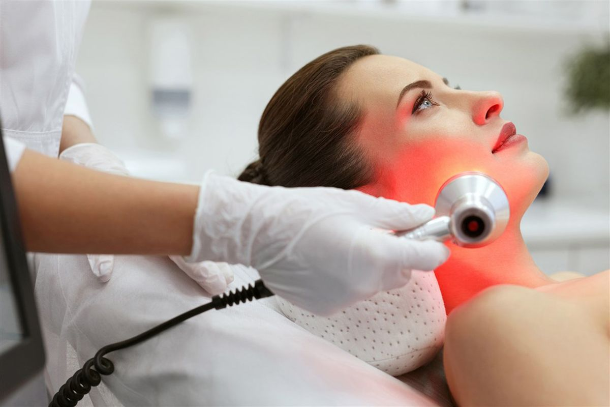 Laser LED Light Therapy