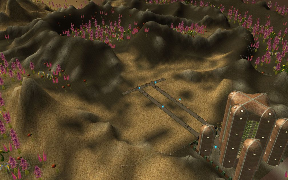 Secondary Image for FlightToAtlantis.net: RCT3 FAQ: Campaign Scenario Directory Specifics: Cosmic Crags
