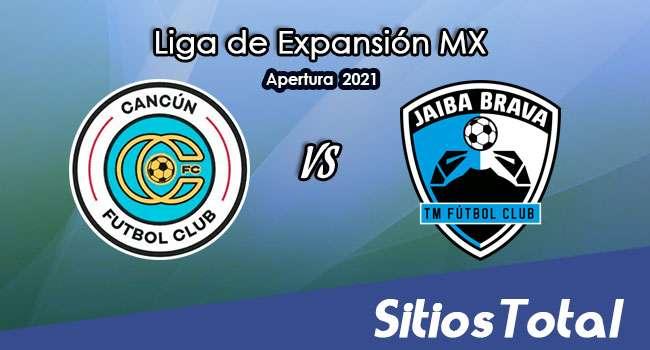 Cancún FC vs Tampico Madero en Vivo – Canal de TV, Fecha, Horario, MxM, Resultado – J10 de Guardianes Apertura 2021 de la  Liga de Expansión MX