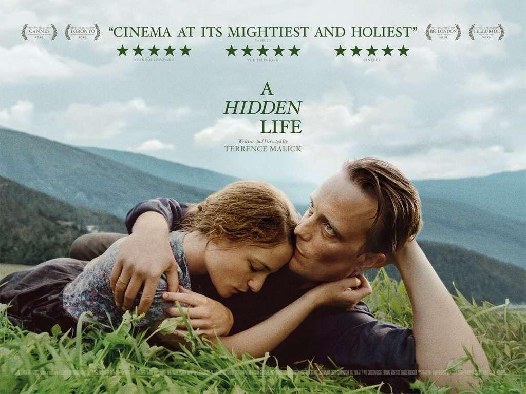 Μία Κρυφή Ζωή (A Hidden Life) - Trailer / Τρέιλερ Movie