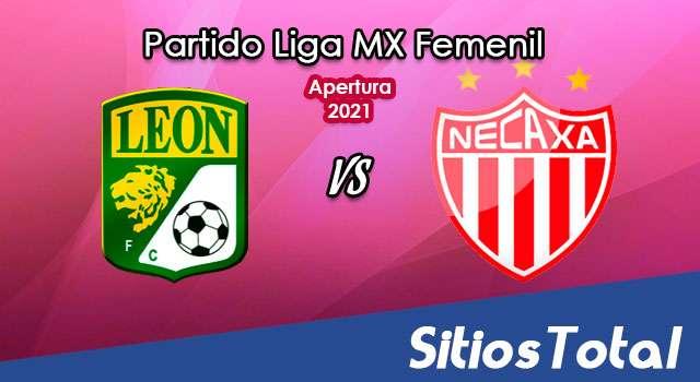 León vs Necaxa en Vivo – Transmisión por TV, Fecha, Horario, MxM, Resultado – J10 de Apertura 2021 de la Liga MX Femenil