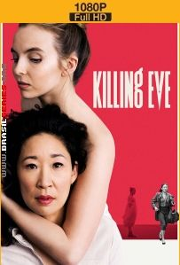 Killing Eve 1ª Temporada 1080p BluRay Dual Áudio