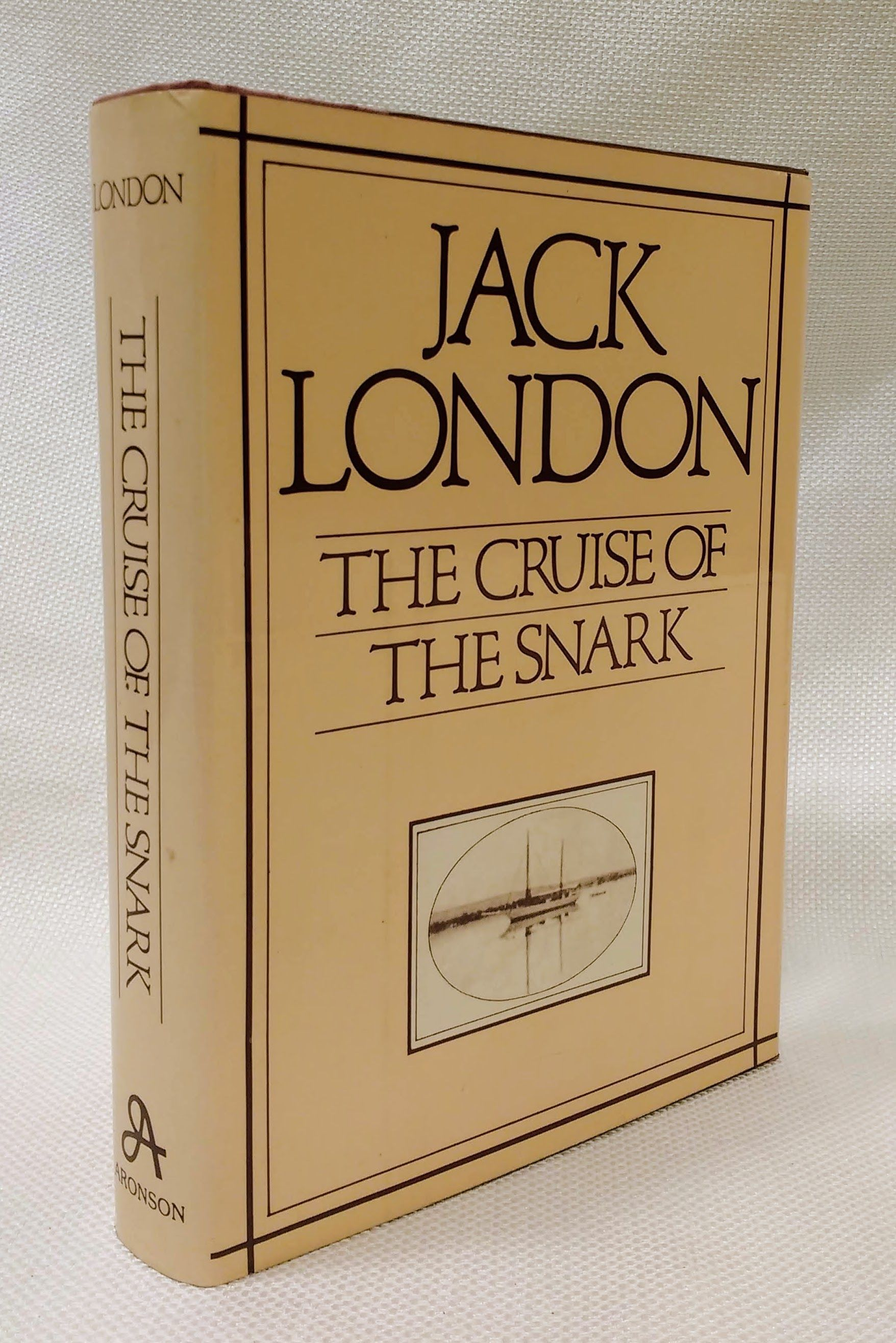 The cruise of the Snark, London, Jack