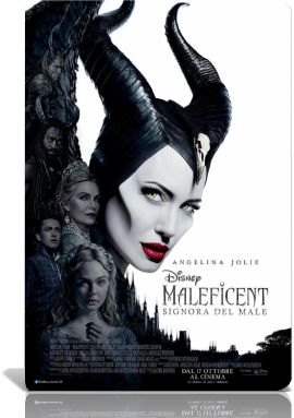 Maleficent 2: Signora Del Male (2019).avi MD MP3 TS - iTA