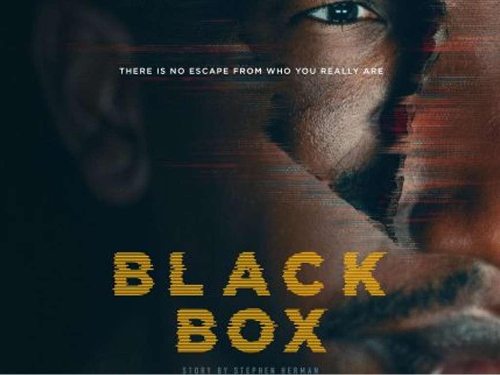 Black Box Quad Poster