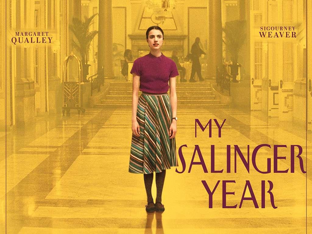 Ένας Χρόνος Στη Νέα Υόρκη (My Salinger Year) Quad Poster