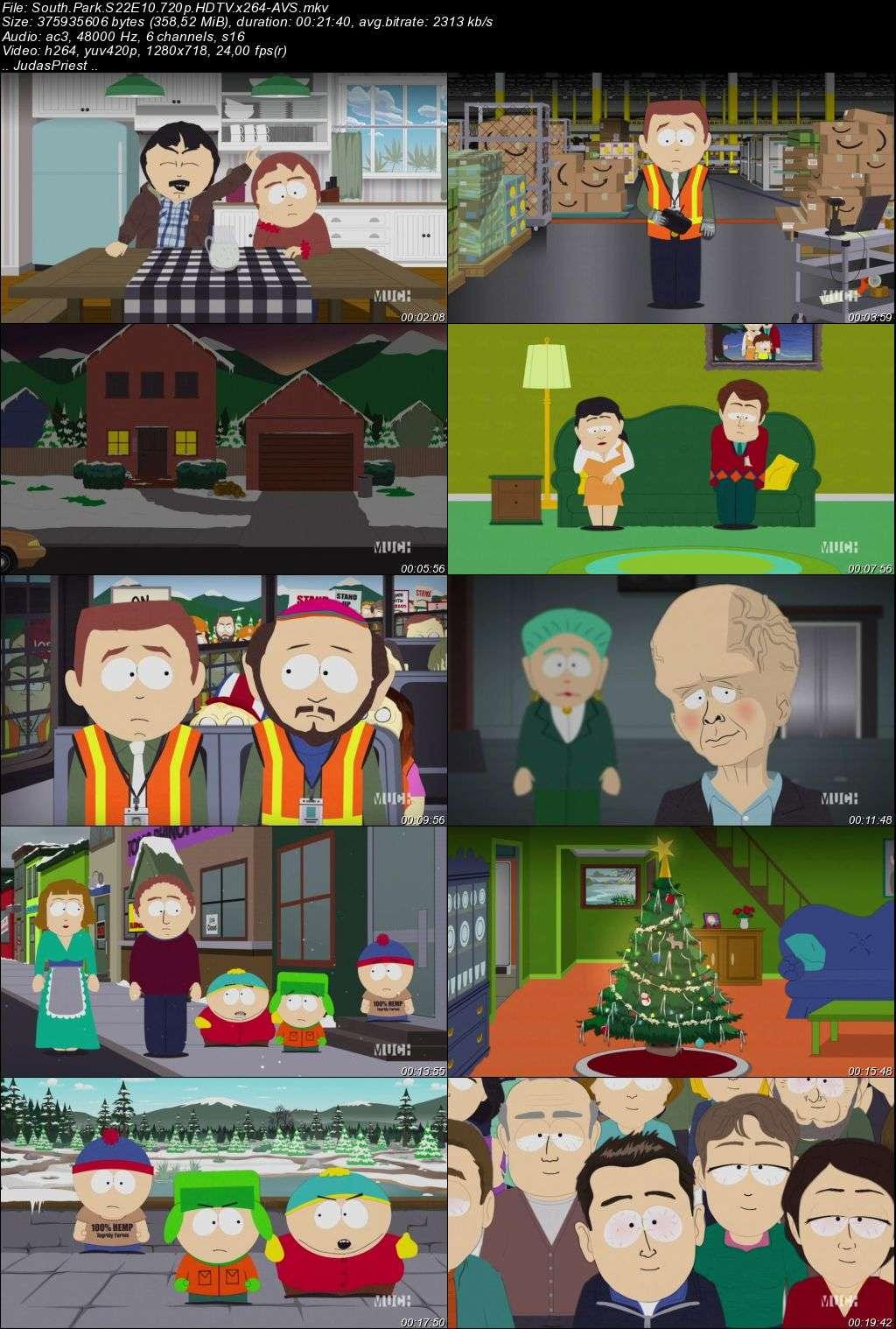 South Park online izle