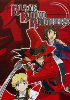 Black Blood Brothers's Cover Image