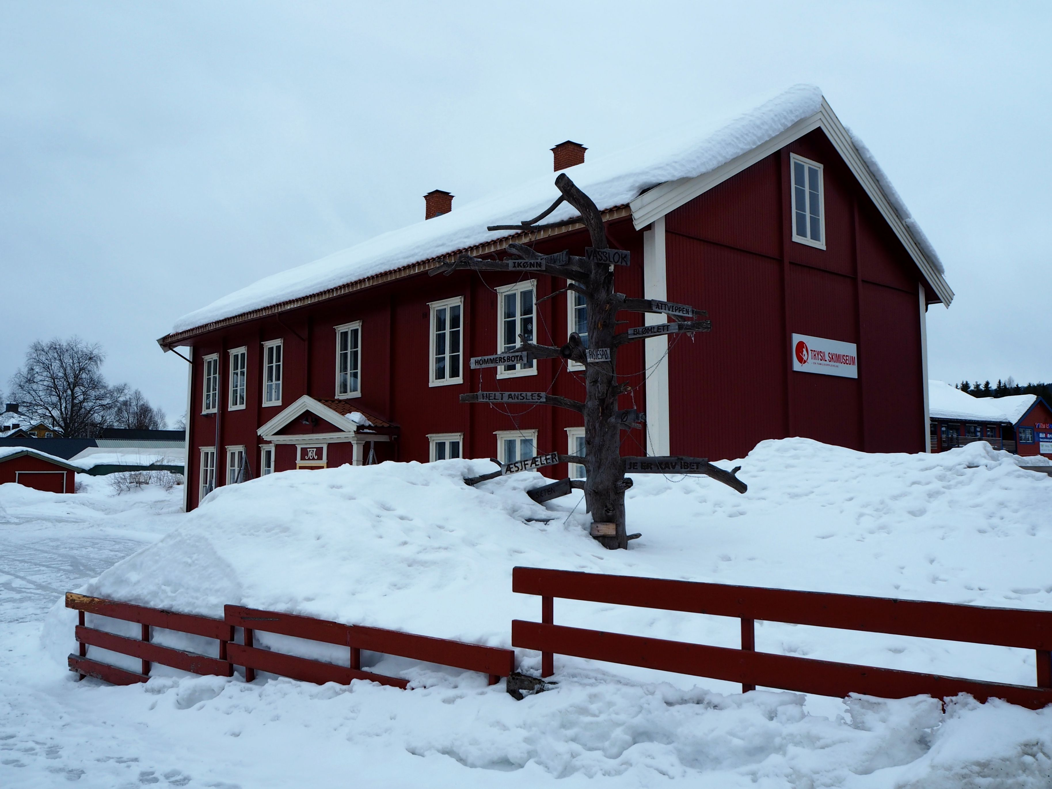 Trysil Ski Museum