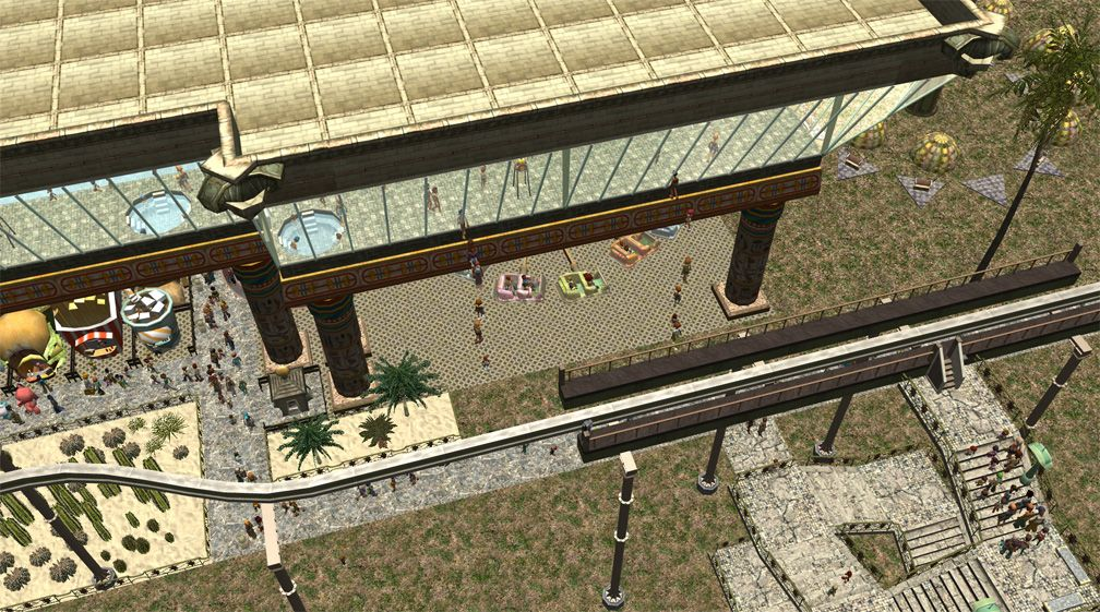 Image 14 - How To's: Suspended Pools and Guest Access Options