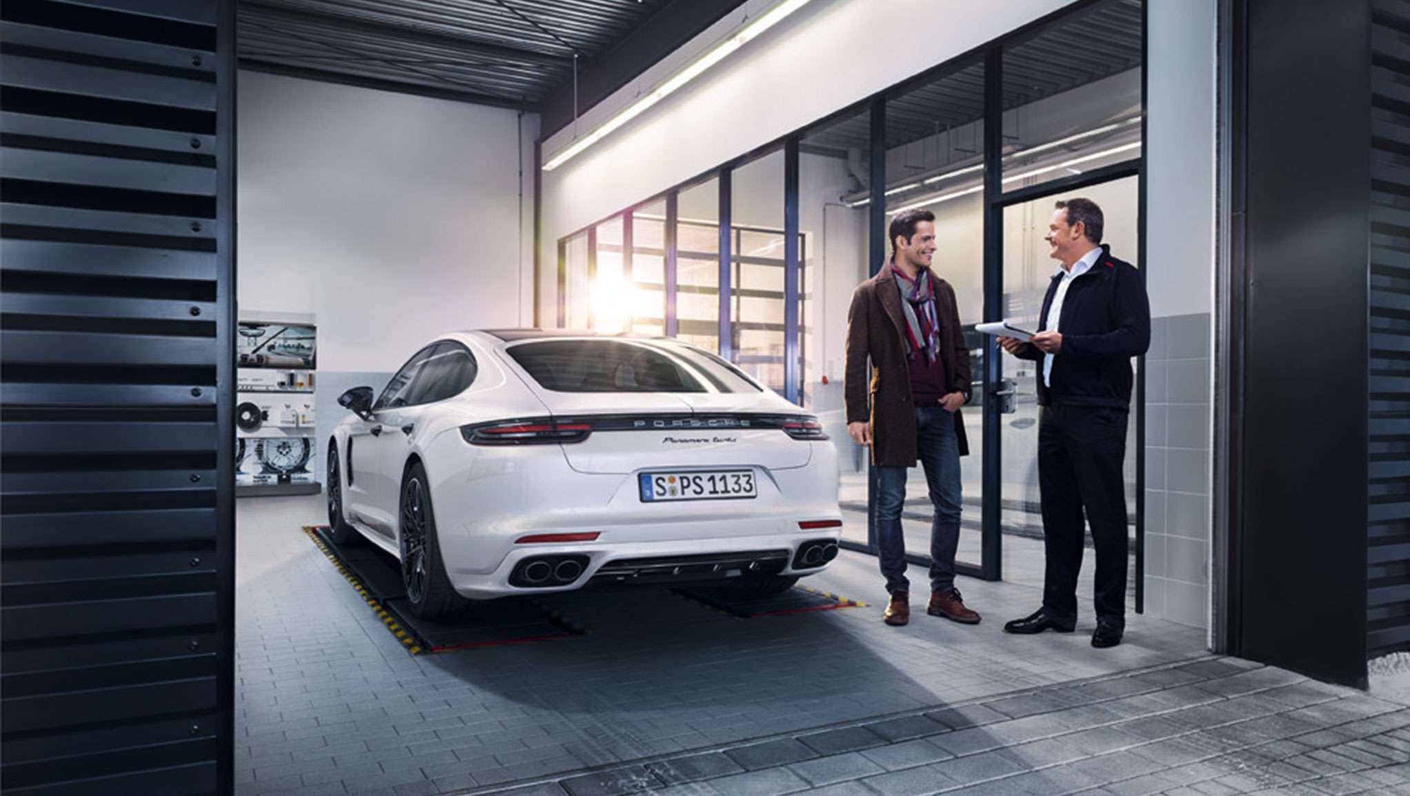 Porsche Brand Ambassador