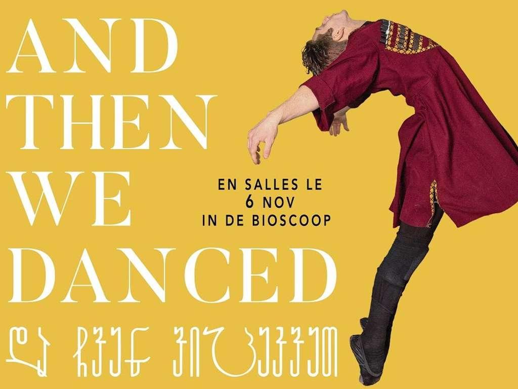 Και Μετά Χορέψαμε (And Then We Danced) Poster Πόστερ Wallpaper