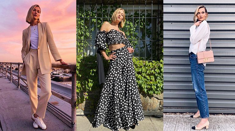 Fashion Inspirations From Karlie Kloss