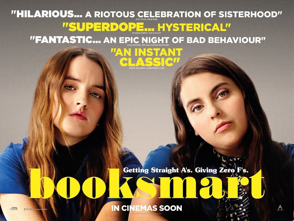 Booksmart - Trailer / Τρέιλερ Movie