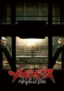 Megalo Box's Cover Image