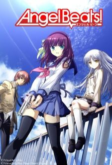 Angel Beats!'s Cover Image