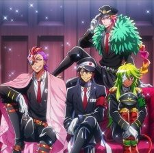 Nanbaka Special's Cover Image