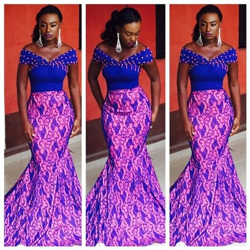 African fashion Ankara Dress