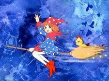 Mahou Shoujo Lalabel: Umi ga Yobu Natsuyasumi's Cover Image