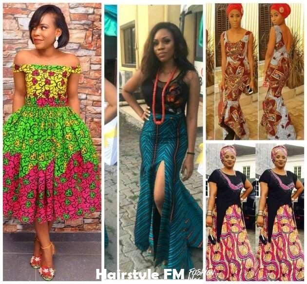 Collection dresses,Ankara dresses ,Ankara fashion,Ankara designs