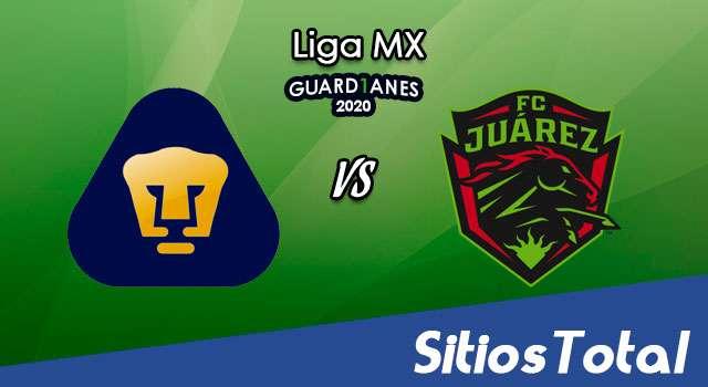 Pumas vs FC Juarez en Vivo – Liga MX – Guardianes 2020 – Domingo 9 de Agosto del 2020