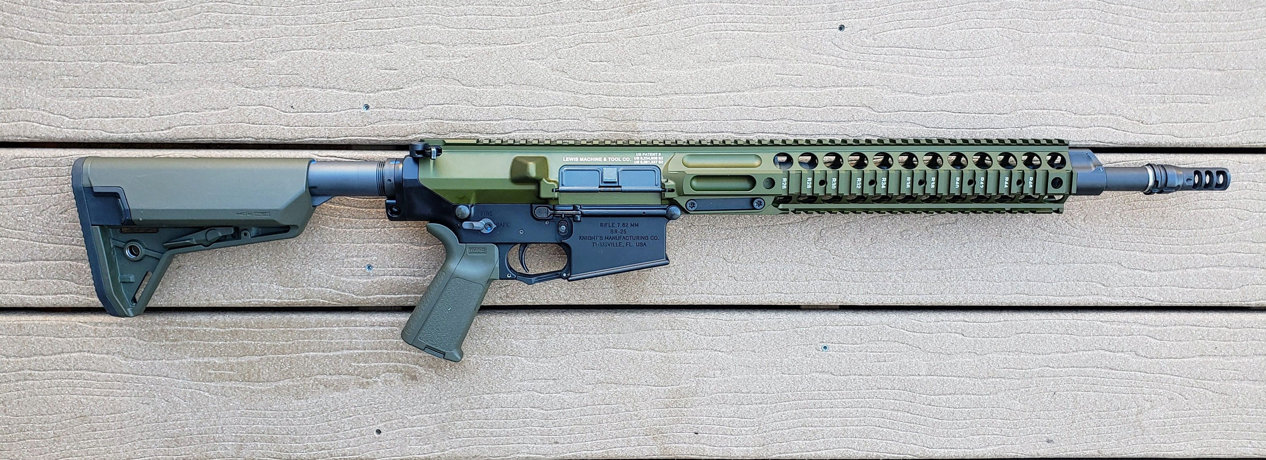 LMT  308 MWS Pictures show us your setup - Page 248