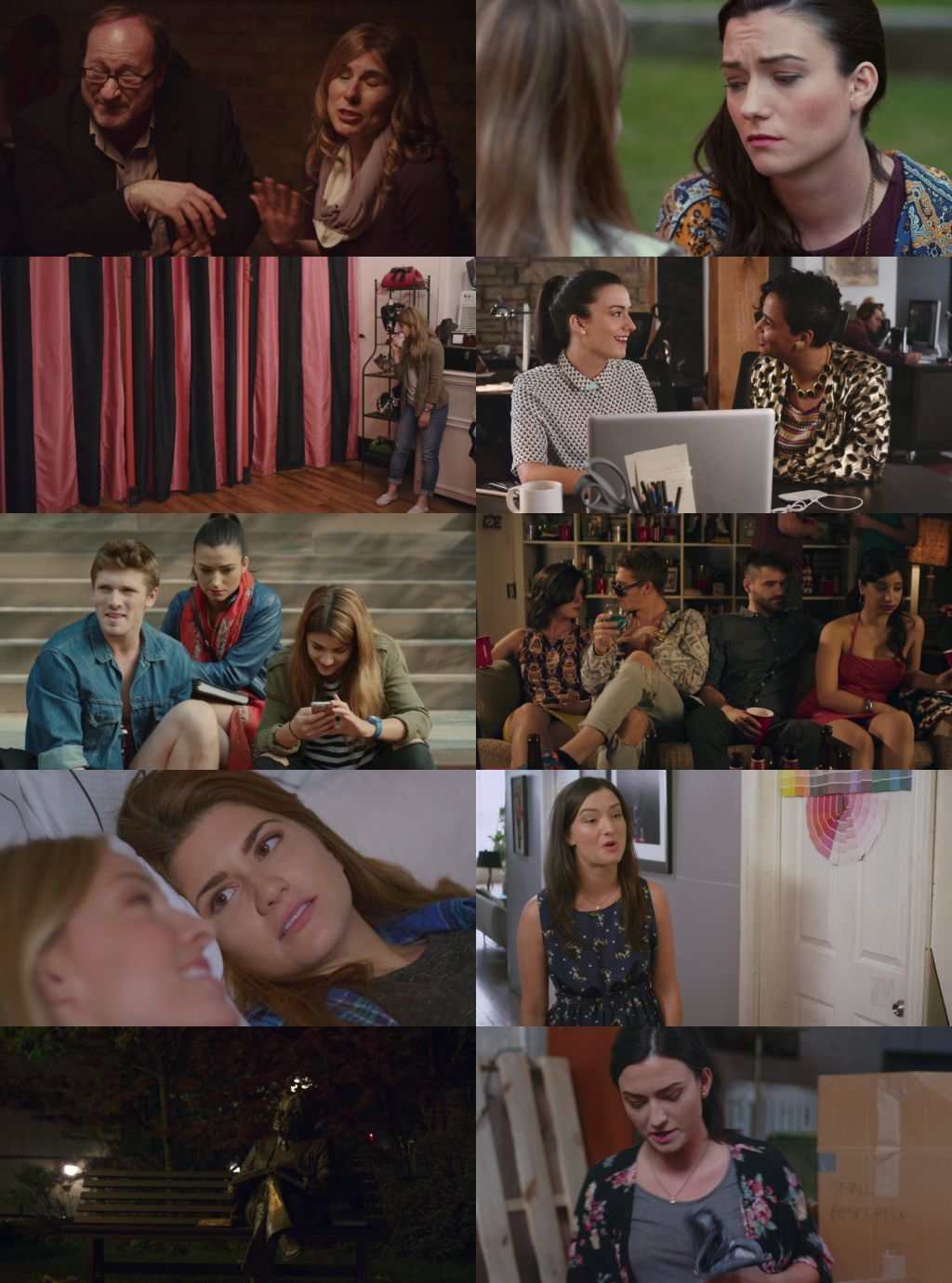 Almost Adults (2016) 1080p WEB-DL DD5.1 H264-FGT