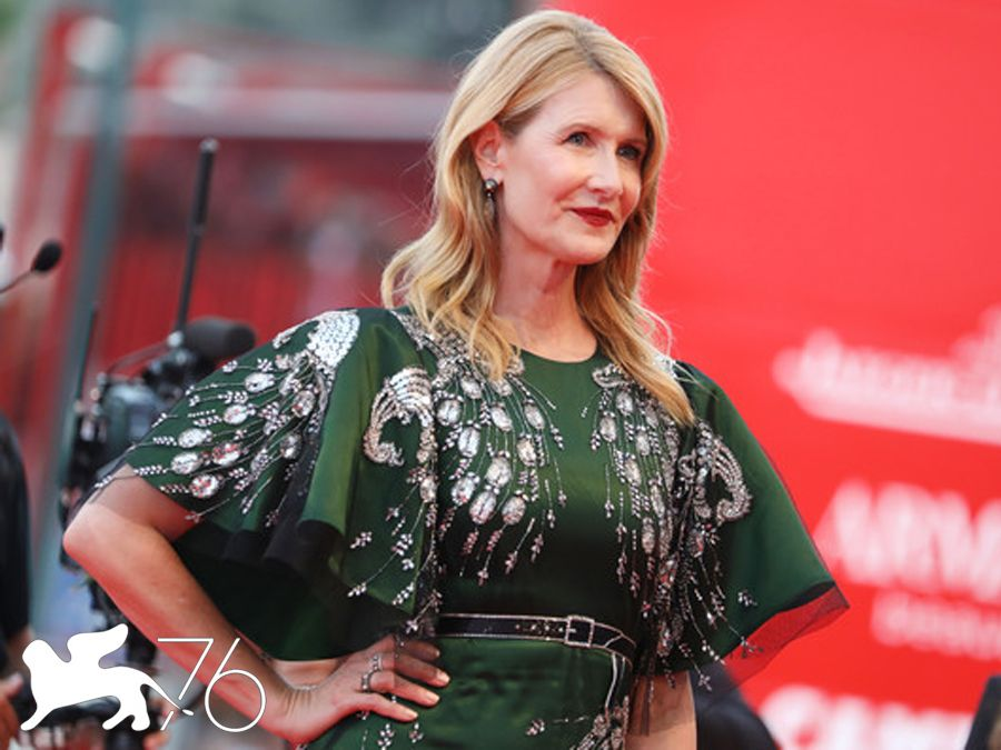 Marriage Story Laura Dern Venice Film Festival 2019