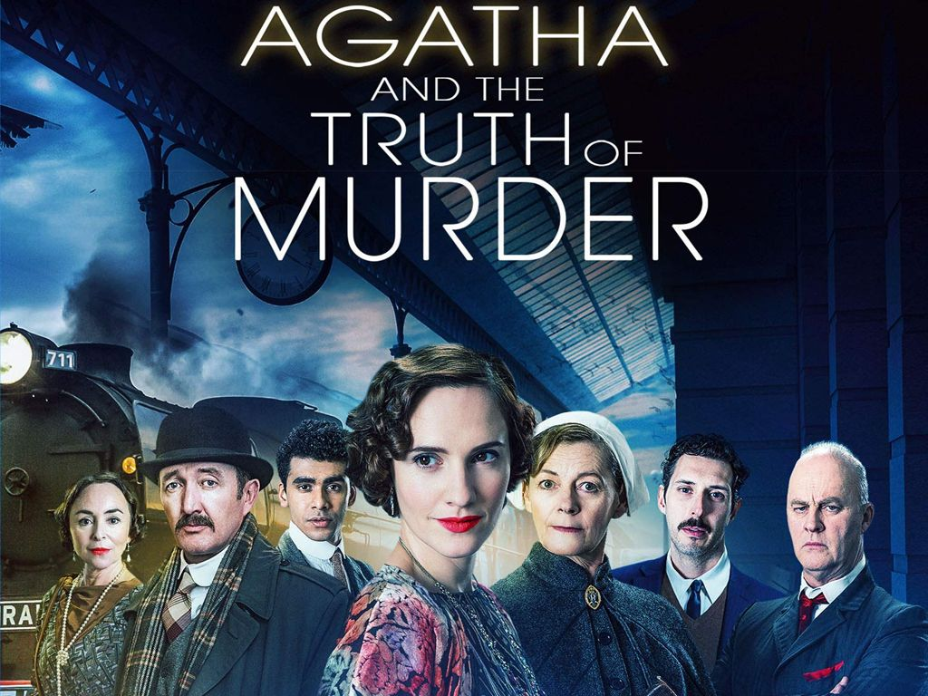 Αγκάθα η εξιχνίαση ενός φόνου (Agatha and the truth of a murder) Poster Πόστερ Wallpaper