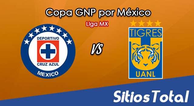 Cruz Azul vs Tigres en Vivo – Semifinal – Copa GNP por México – Liga MX – Miércoles 15 de Julio del 2020