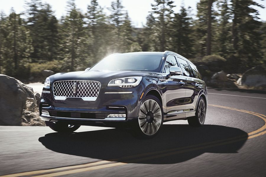 2020 Lincoln Aviator Performance