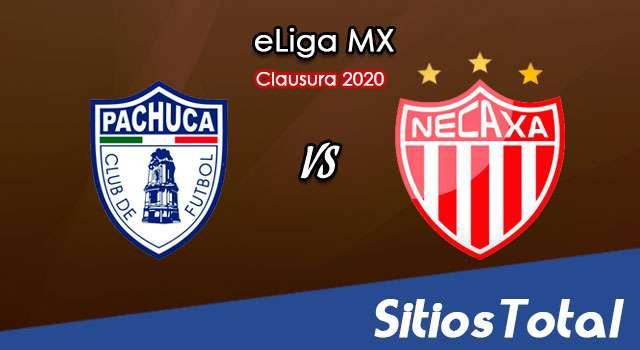 Pachuca vs Necaxa en Vivo – eLiga MX – Viernes 22 de Mayo del 2020
