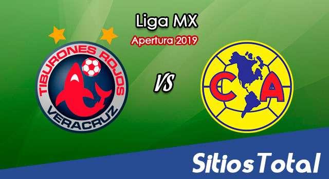Ver Veracruz vs América en Vivo – Apertura 2019 de la Liga MX
