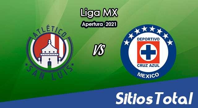 Atlético San Luis vs Cruz Azul en Vivo – Canal de TV, Fecha, Horario, MxM, Resultado – J6 de Apertura 2021 de la Liga MX