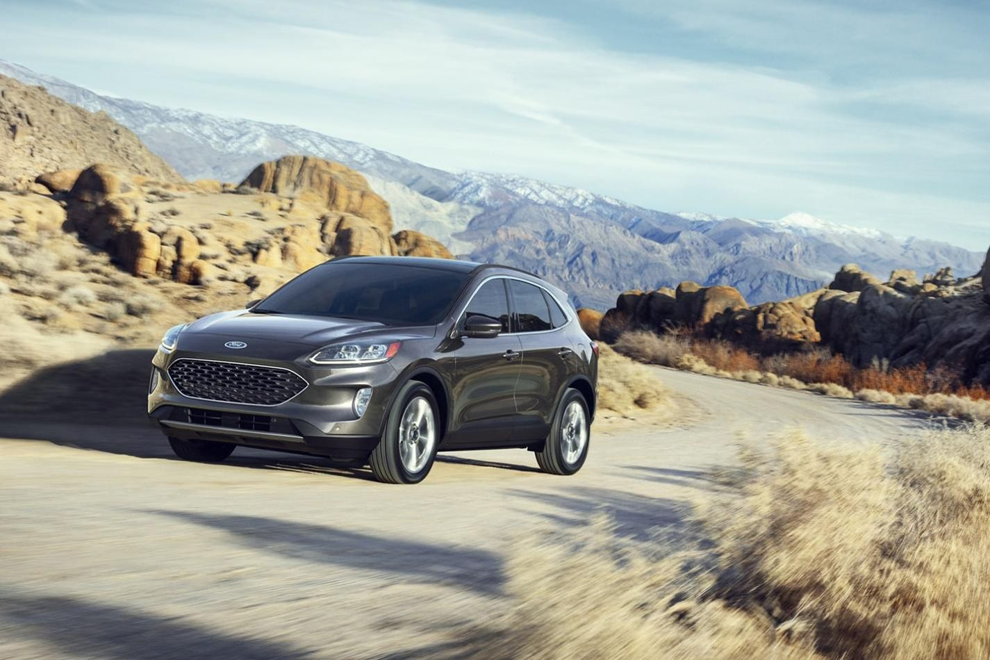 About the 2020 Ford Escape Hybrid at Joe Rizza Ford