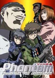Phantom The Animation's Cover Image