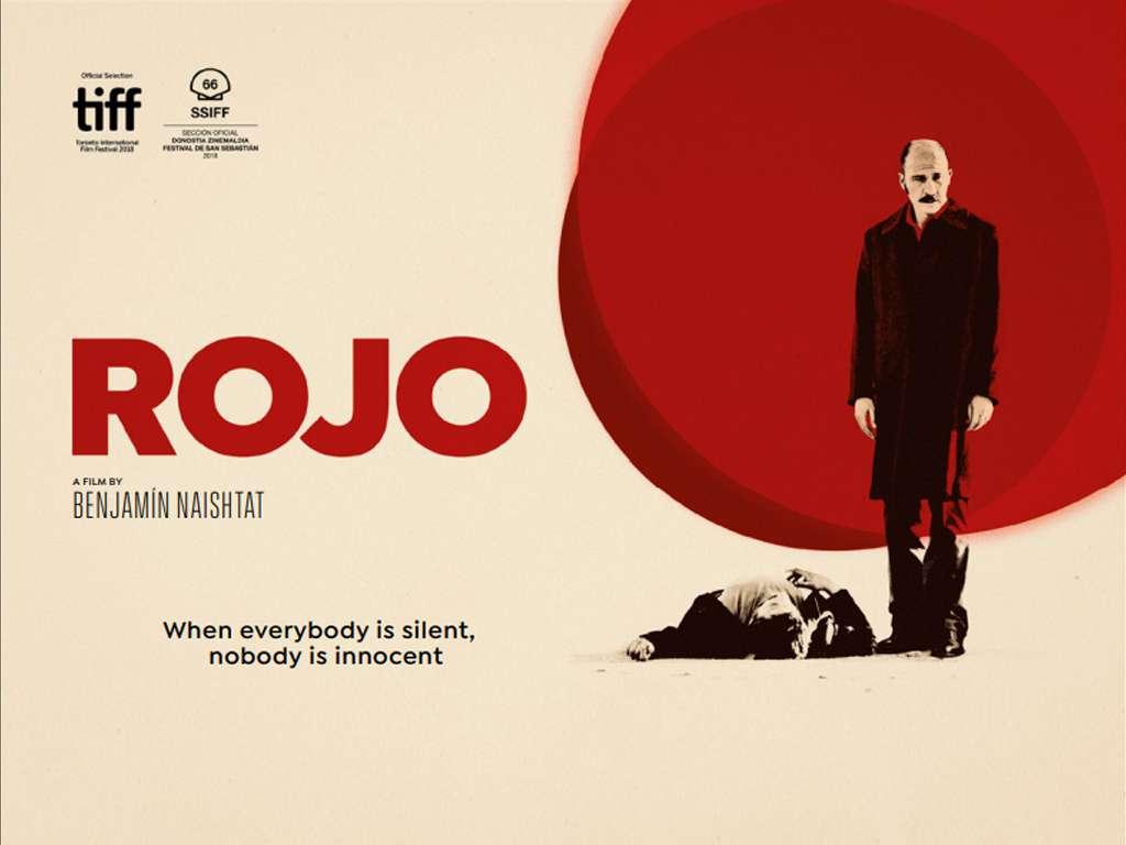 Κόκκινη Έκλειψη (Rojo) - Trailer / Τρέιλερ Movie