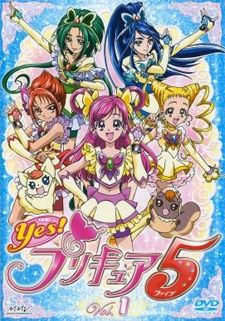 Yes! Precure 5's Cover Image