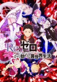 Re:Zero kara Hajimeru Isekai Seikatsu's Cover Image