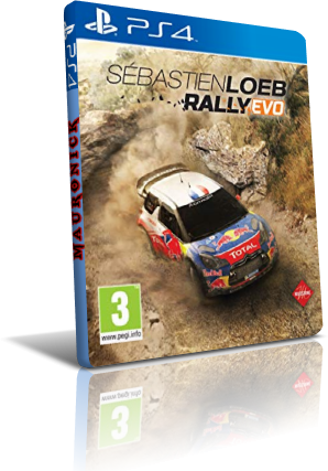 [Ps4] Sébastien Loeb Rally EVO (2016) [Fw 4.05] EUR - Full ITA