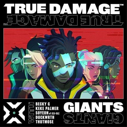 True Damage Lyrics