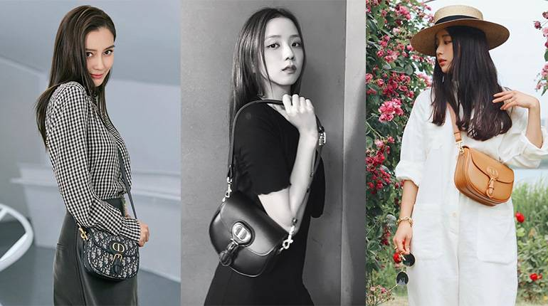 How Are the Celebrities and Style Influencers Styling the New Dior Bobby Bag