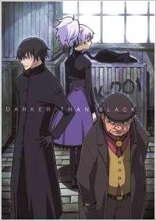 Darker than Black: Kuro no Keiyakusha's Cover Image