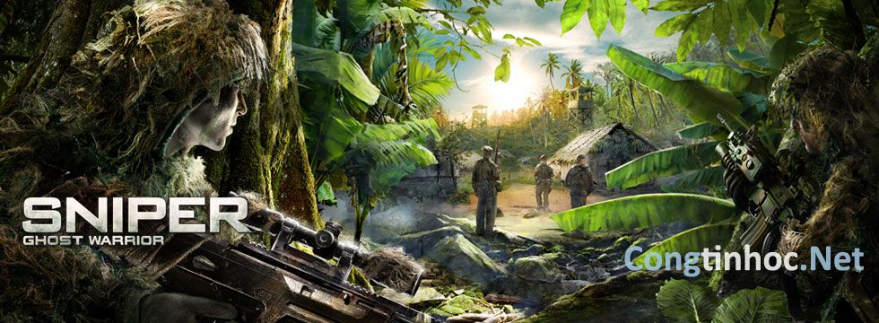 Download Game Sniper Ghost Warrior 1 Full Crack Cho PC