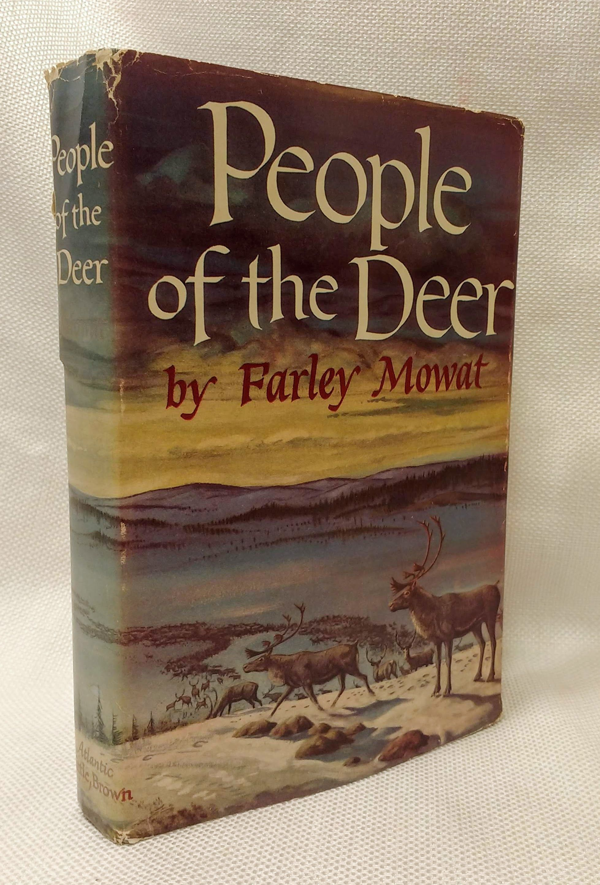 People of the Deer, Mowat, Farley